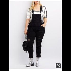 H&M Black jumpsuit 💕💖❤️🎁90